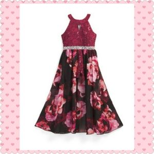 ❤❤Big Girl Maxi Dress Size 16 nwot❤❤